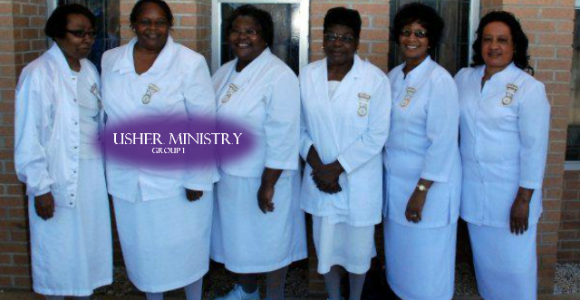 Usher Ministry (group 1)