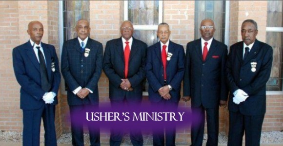 Usher's Minstry